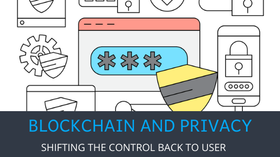 Blockchain and User Privacy