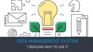 7 key benefits of an Idea Management System