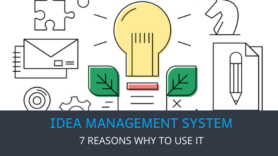Benefits of using an Idea Management System