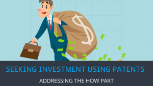 Seeking Investment using Patents Triangle IP