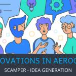Innovation in Aerogels - SCAMPER - Idea Generation