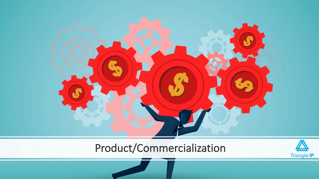 Commercialisation Related Information in an Invention Disclosure Form
